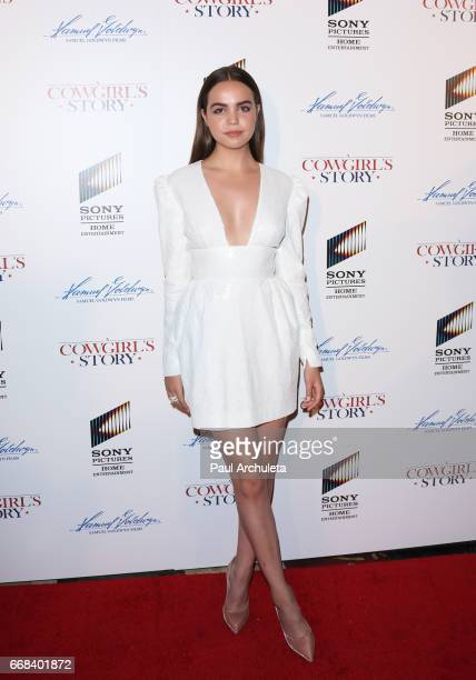 Actress Bailee Madison attends the premiere of 'A Cowgirl's Story' at Pacific Theatres at The Grove on April 13 2017 in Los Angeles California