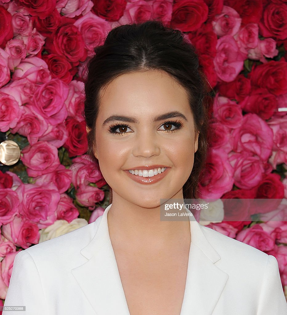 Actress Bailee Madison attends the premiere of 'Mother's Day' at TCL Chinese Theatre IMAX on April 13, 2016 in Hollywood, California.