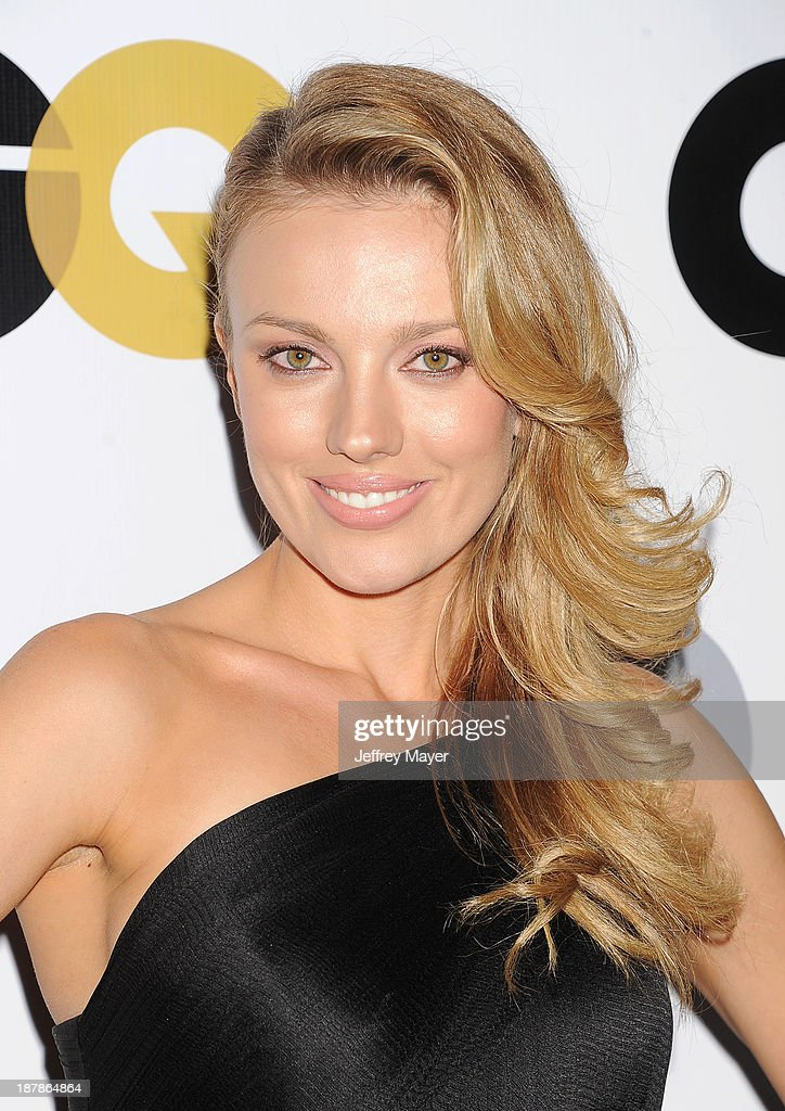 Actress Bar Paly arrives at the 2013 GQ Men Of The Year Party at The Ebell of Los Angeles on November 12, 2013 in Los Angeles, California.