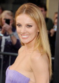 Actress Bar Paly arrives at the Los Angeles Premiere 'Pain Gain' at TCL Chinese Theatre on April 22 2013 in Hollywood California