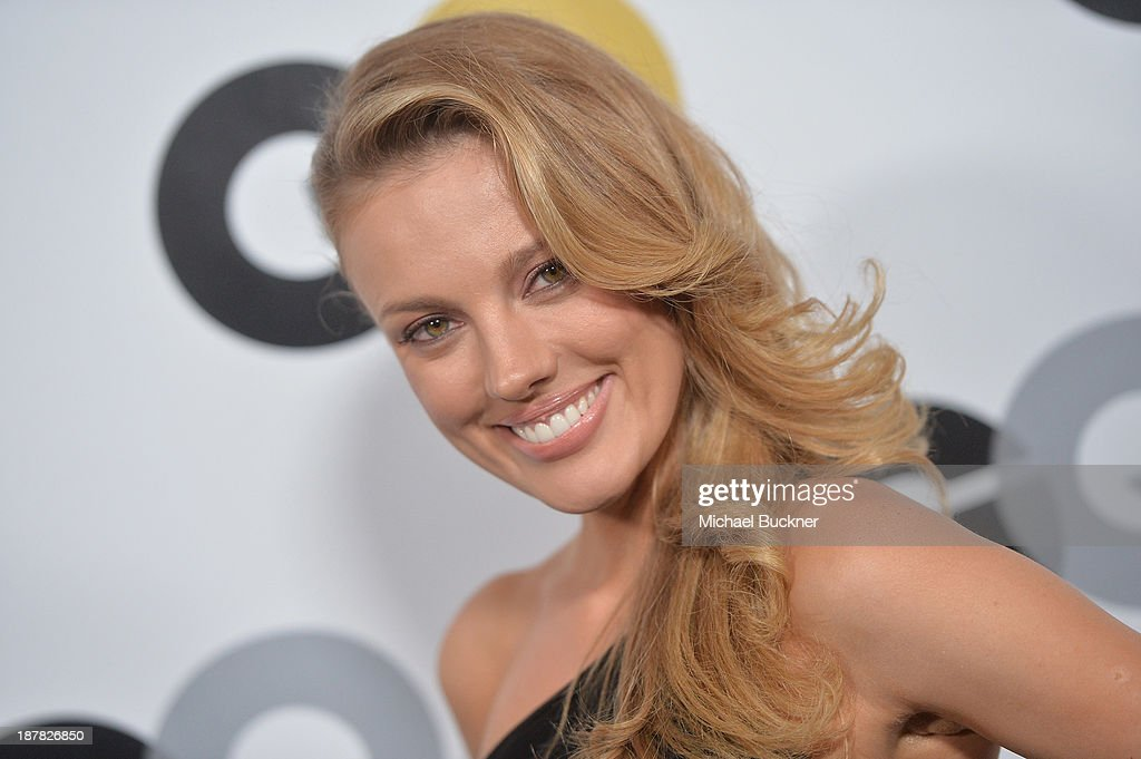 Actress Bar Paly attends the GQ Men Of The Year Party at The Ebell Club of Los Angeles on November 12, 2013 in Los Angeles, California.