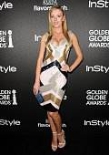 Actress Bar Paly attends the Miss Golden Globe event at Fig Olive Melrose Place on November 21 2013 in West Hollywood California