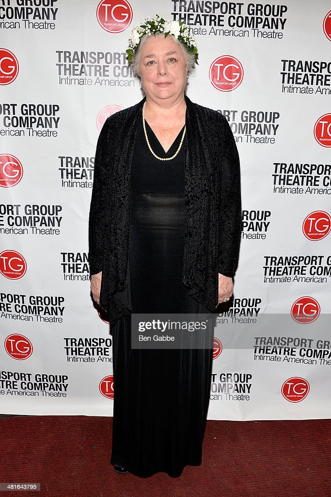 Actress Barbara Andres attends 'I Remember Mama' Opening Night at The Gym at Judson on March 30, 2014 in New York City.