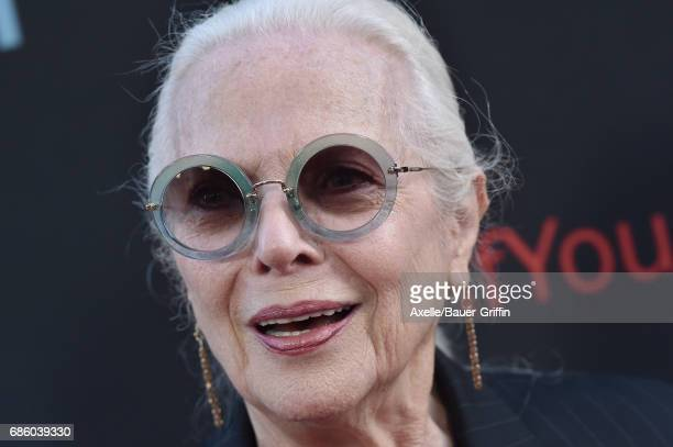 Actress Barbara Bain arrives at the premiere of HBO's 'If You're Not In The Obit Eat Breakfast' at Samuel Goldwyn Theater on May 17 2017 in Beverly...