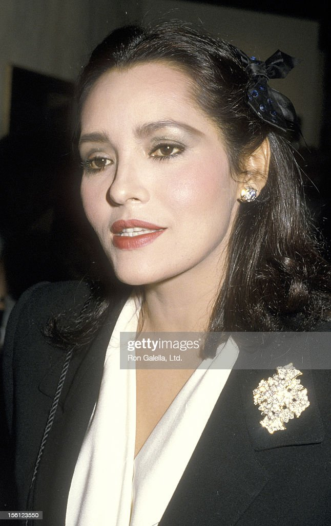 barbara carrera i the jury
