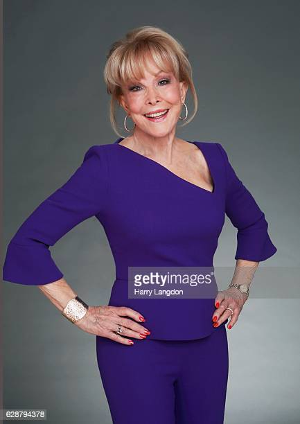 Actress Barbara Eden poses for a portrait in 2016 in Los Angeles California