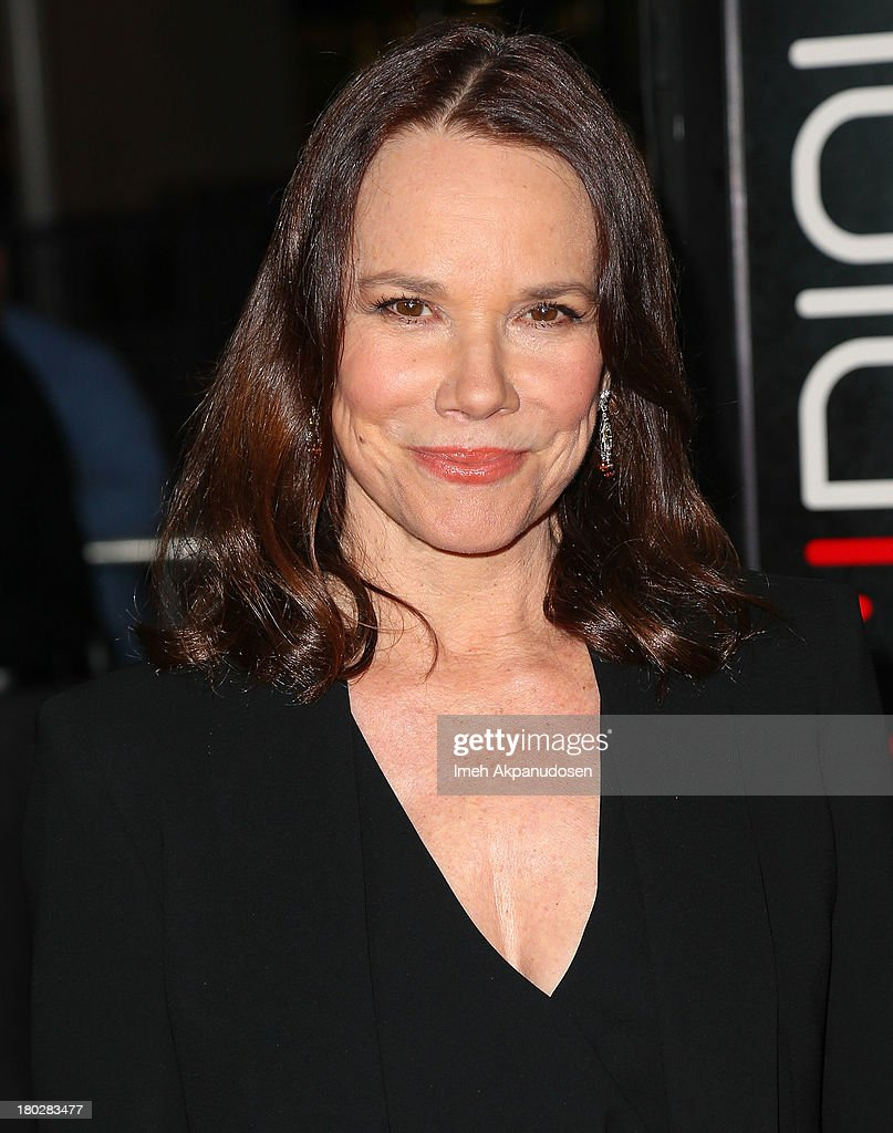 Actress <a gi-track='captionPersonalityLinkClicked' href=/galleries/search?phrase=Barbara+Hershey&family=editorial&specificpeople=1503713 ng-click='$event.stopPropagation()'>Barbara Hershey</a> attends the premiere of FilmDistrict's 'Insidious: Chapter 2' on September 10, 2013 in Universal City, California.