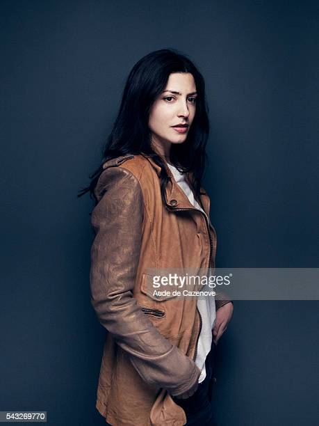 Actress Barbara Lennie is photographed for Self Assignment on February 16 2012 in Berlin Germany