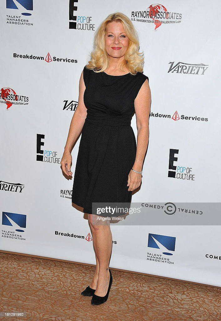 Actress Barbara Niven attends the 12th Annual Heller Awards at The Beverly Hilton Hotel on September 19, 2013 in Beverly Hills, California.