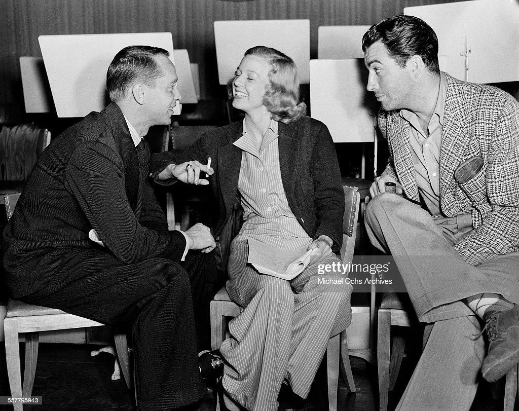 Barbara Stanwyck husbands