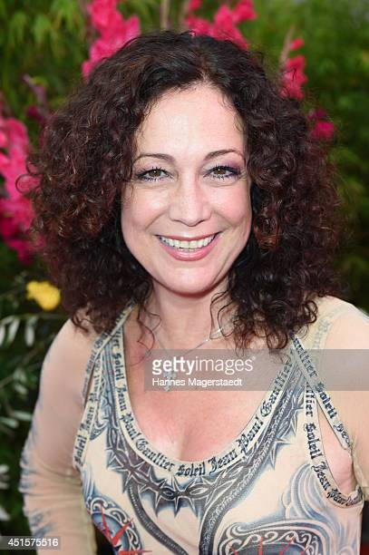 Actress Barbara Wussow attends the Bavaria Reception at the Kuenstlerhaus as part of the Munich Film Festival 2014 on July 1 2014 in Munich Germany