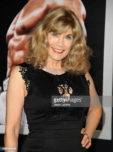 Actress Barbi Benton attends the premiere of 'Creed' at Regency Village Theatre on November 19 2015 in Westwood California
