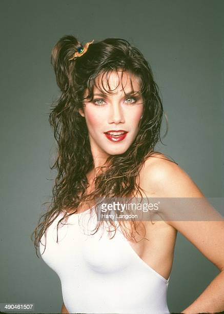 Actress Barbi Benton poses for a portrait in 1980 in Los Angeles California