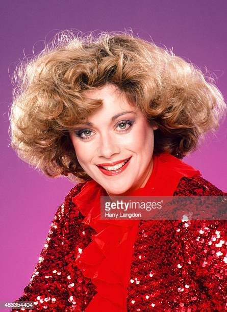 Actress Baverly D'Angelo poses for a portrait in 1985 in Los Angeles California