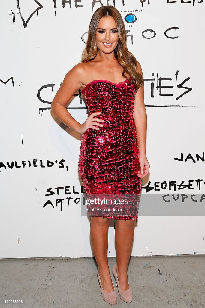 Actress Beau Dunn attends The Art Of Elysium's 6th Annual Pieces Of Heaven Powered By Ciroc Ultra Premium Vodka at Ace Museum on February 20, 2013 in Los Angeles, California.