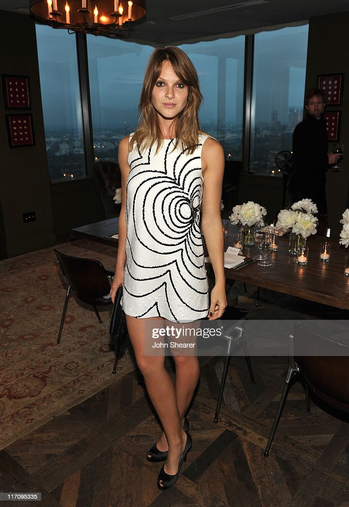 Actress Beau Garrett attends 'InStyle's Dinner With A Designer' for Rachel Zoe at Soho House on June 21, 2011 in West Hollywood, California.