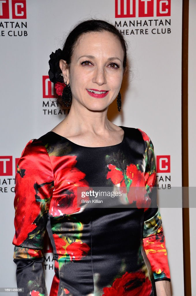 Actress <a gi-track='captionPersonalityLinkClicked' href=/galleries/search?phrase=Bebe+Neuwirth&family=editorial&specificpeople=210769 ng-click='$event.stopPropagation()'>Bebe Neuwirth</a> attends Manhattan Theatre Club 2013 Spring Gala at Cipriani 42nd Street on May 20, 2013 in New York City.