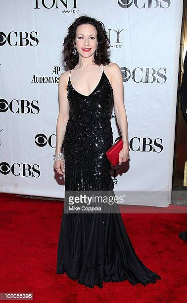 Actress Bebe Neuwirth attends the 64th Annual Tony Awards at Radio City Music Hall on June 13 2010 in New York City