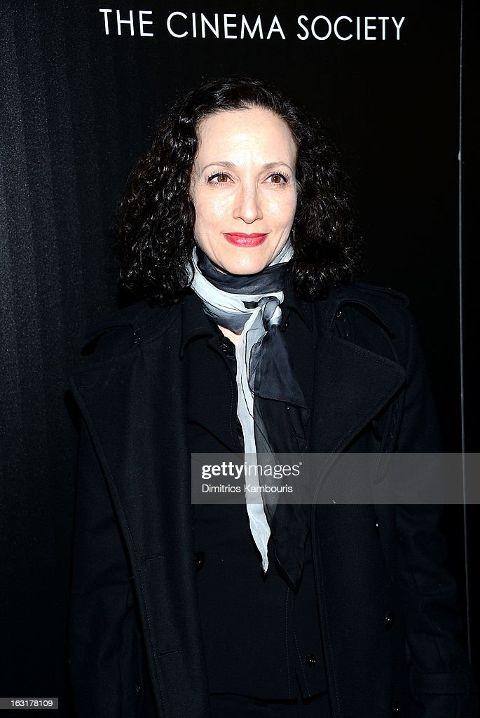 Actress Bebe Neuwirth attends the Gucci and The Cinema Society screening of 'Oz the Great and Powerful' at DGA Theater on March 5, 2013 in New York City.