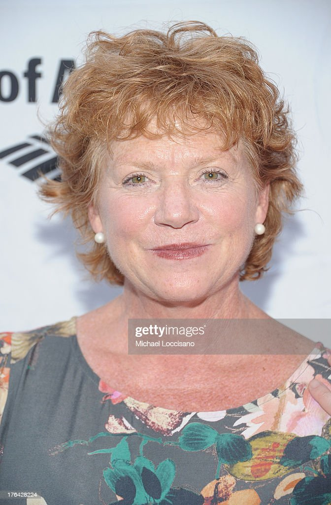 Actress Becky Ann Baker attends The Public Theater's 'Love's Labour's Lost' Opening Nght at Delacorte Theater on August 12, 2013 in New York City.