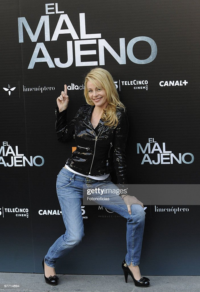 'El Mal Ajeno' Photocall in Madrid