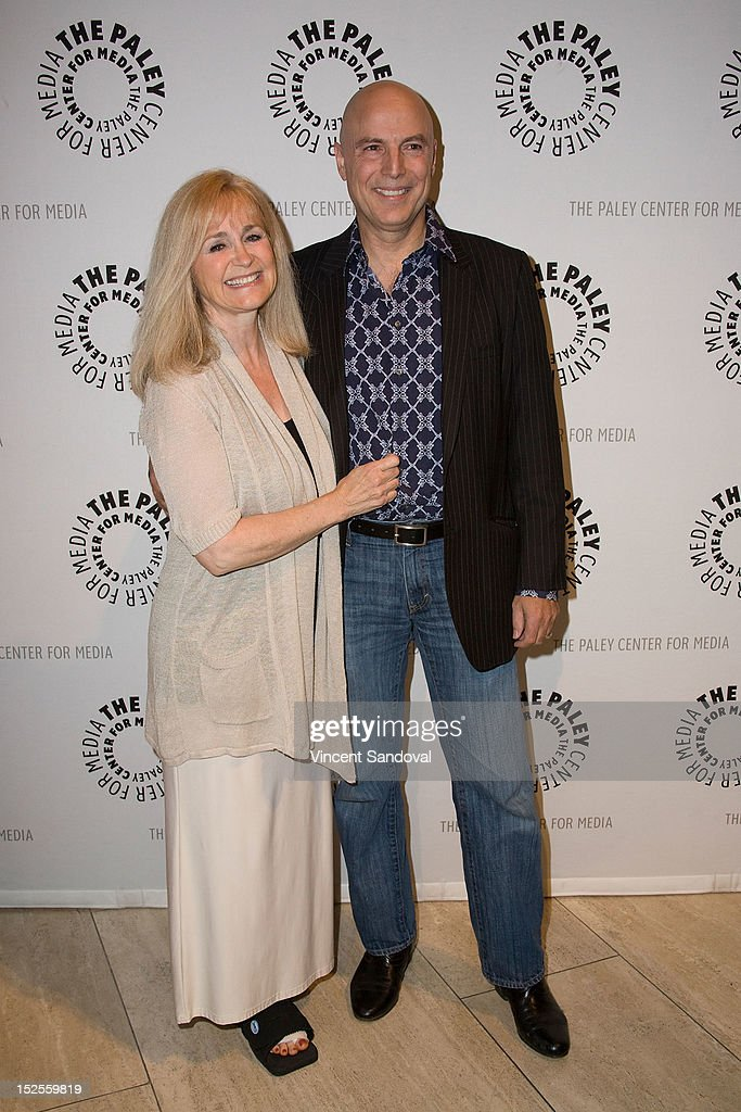 Actress Belinda Montgomery and husband Jeff Stillman attend The Paley Center For Media Presents 'The Man From Atlantis' Screening And Conversation With Patrick Duffy at The Paley Center for Media on September 21, 2012 in Beverly Hills, California.