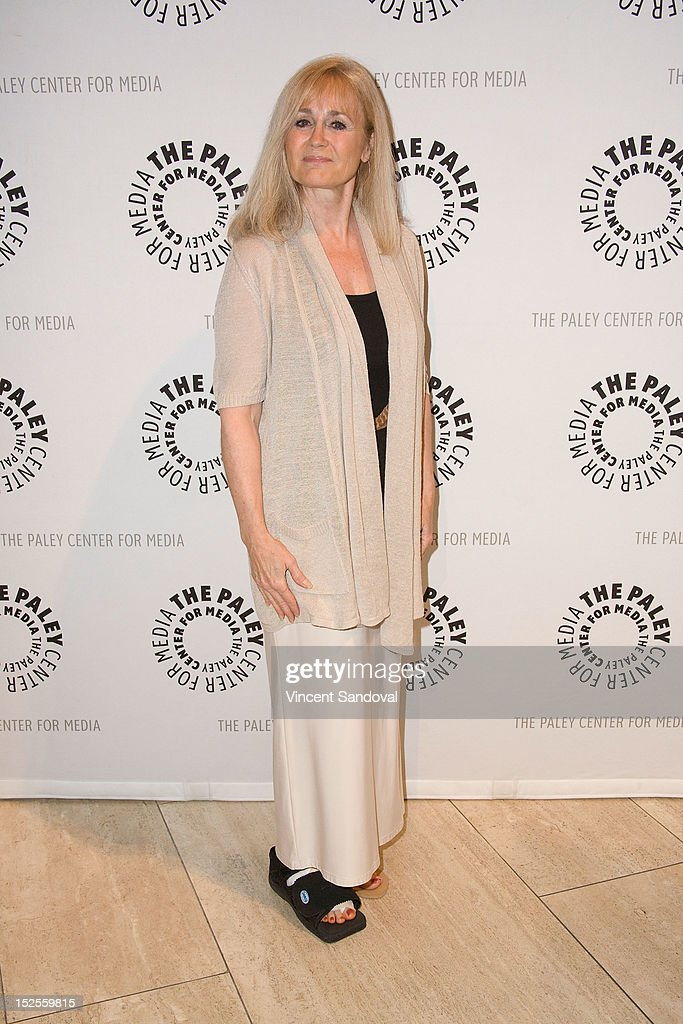 Actress Belinda Montgomery attends The Paley Center For Media Presents 'The Man From Atlantis' Screening And Conversation With Patrick Duffy at The Paley Center for Media on September 21, 2012 in Beverly Hills, California.