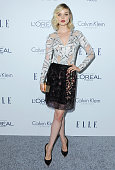 Actress Bella Heathcote arrives at the 22nd Annual ELLE Women In Hollywood Awards at Four Seasons Hotel Los Angeles at Beverly Hills on October 19...