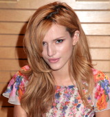 Actress Bella Thorne at her Seventeen Magazine June Cover Girl meet and greet and signing at Barnes Noble 3rd Street Promenade on May 20 2014 in...