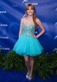Actress Bella Thorne attends the 2012 Oceana's SeaChange summer party on July 29 2012 in Laguna Beach California