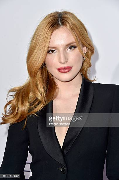 Actress Bella Thorne attends The 41st Annual People's Choice Awards at Nokia Theatre LA Live on January 7 2015 in Los Angeles California