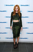 Actress Bella Thorne visits the SiriusXM Studios on October 3 2014 in New York City