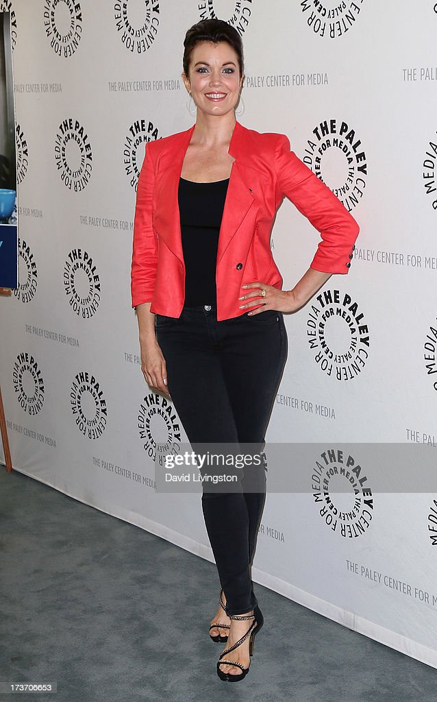 Actress Bellamy Young attends 'An Evening with Web Therapy: The Craze Continues...' presented by The Paley Center for Media at The Paley Center for Media on July 16, 2013 in Beverly Hills, California.