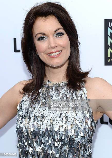 Actress Bellamy Young attends the 2013 NewNowNext Awards at The Fonda Theatre on April 13 2013 in Los Angeles California