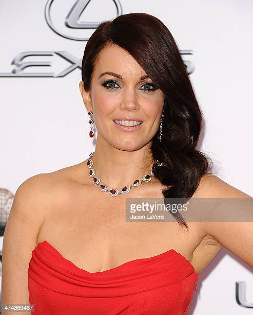 Actress Bellamy Young attends the 45th NAACP Image Awards at Pasadena Civic Auditorium on February 22 2014 in Pasadena California