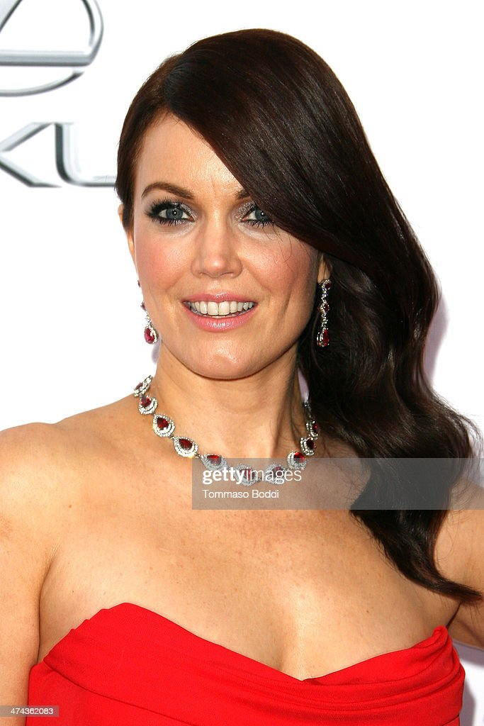Actress Bellamy Young attends the 45th NAACP Image Awards held at the Pasadena Civic Auditorium on February 22, 2014 in Pasadena, California.