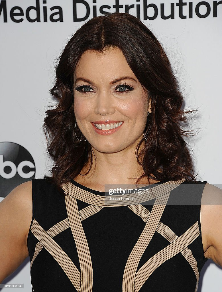 Actress Bellamy Young attends the Disney Media Networks International Upfronts at Walt Disney Studios on May 19, 2013 in Burbank, California.