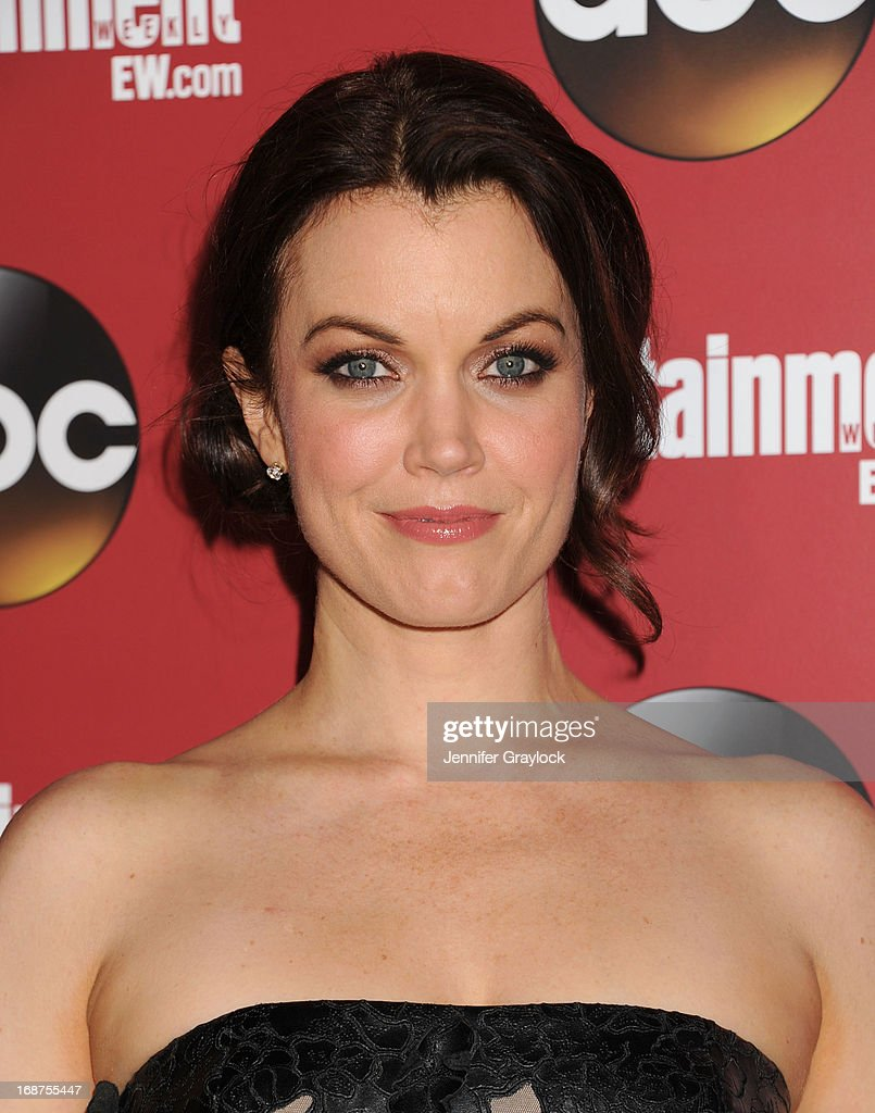 Actress Bellamy Young attends the Entertainment Weekly & ABC 2013 New York Upfront Party at The General on May 14, 2013 in New York City.