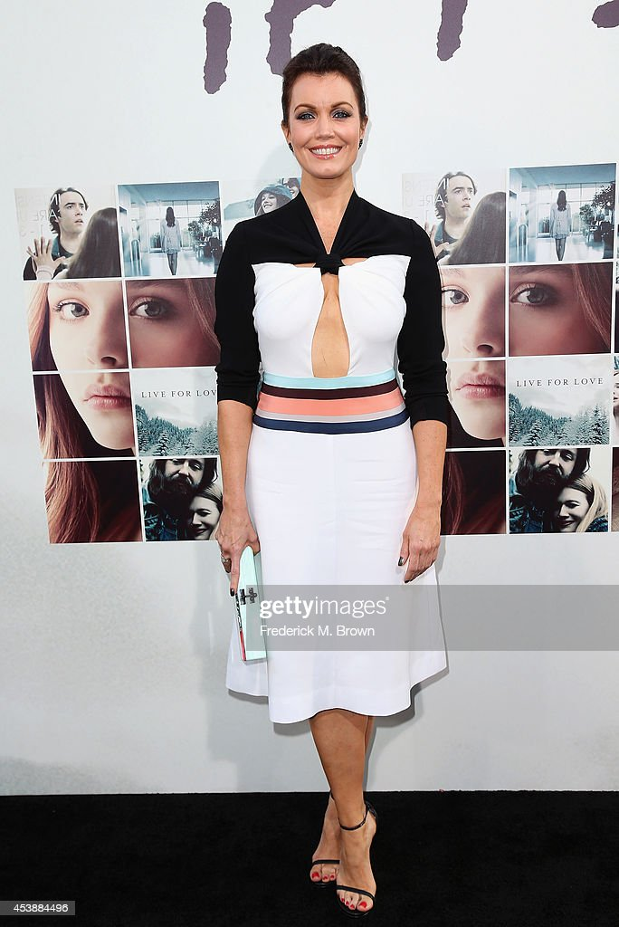 Actress <a gi-track='captionPersonalityLinkClicked' href=/galleries/search?phrase=Bellamy+Young&family=editorial&specificpeople=4135230 ng-click='$event.stopPropagation()'>Bellamy Young</a> attends the Premiere of New Line Cinema's and Metro-Goldwyn-Mayer Pictures' 'If I Stay' at TCL Chinese Theatre on August 20, 2014 in Hollywood, California.