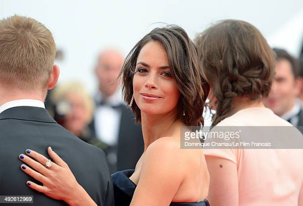 Actress Berenice Bejo attends 'The Search' Premiere at the 67th Annual Cannes Film Festival on May 21 2014 in Cannes France