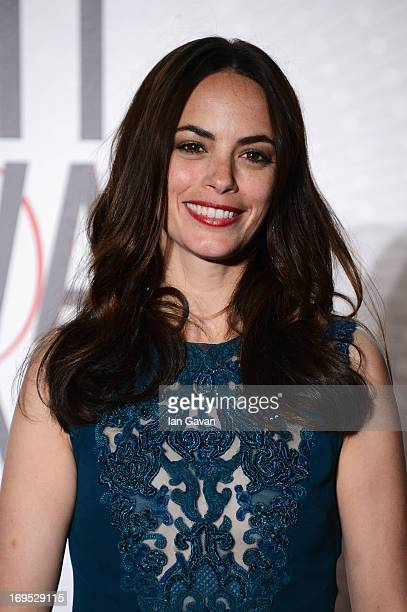 Actress Berenice Bejo awarded with the Prix d'Interpretation Feminine attends he Palme D'Or Winners dinner during The 66th Annual Cannes Film...