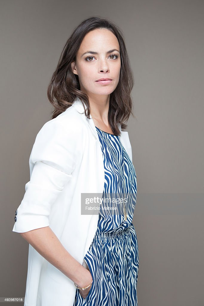 Actress Berenice Bejo is photographed for The Hollywood Reporter on September 5, 2015 in Venice, Italy.