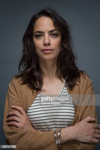 Actress Berenice Bejo is photographed for The Hollywood Reporter on May 14 2016 in Cannes France ON INTERNATIONAL EMBARGO UNTIL AUGUST 25 2016