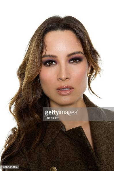 Actress Berenice Marlohe is photographed for USA Today on October 15 2012 in New York City