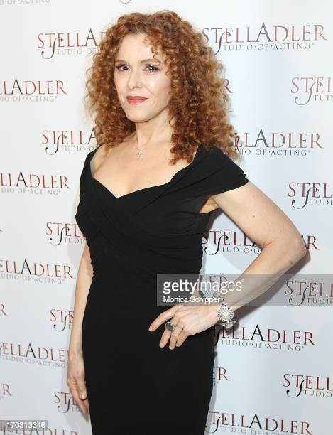Actress Bernadette Peters attends 8th Annual Stella By Starlight Benefit Gala on June 10 2013 in New York United States