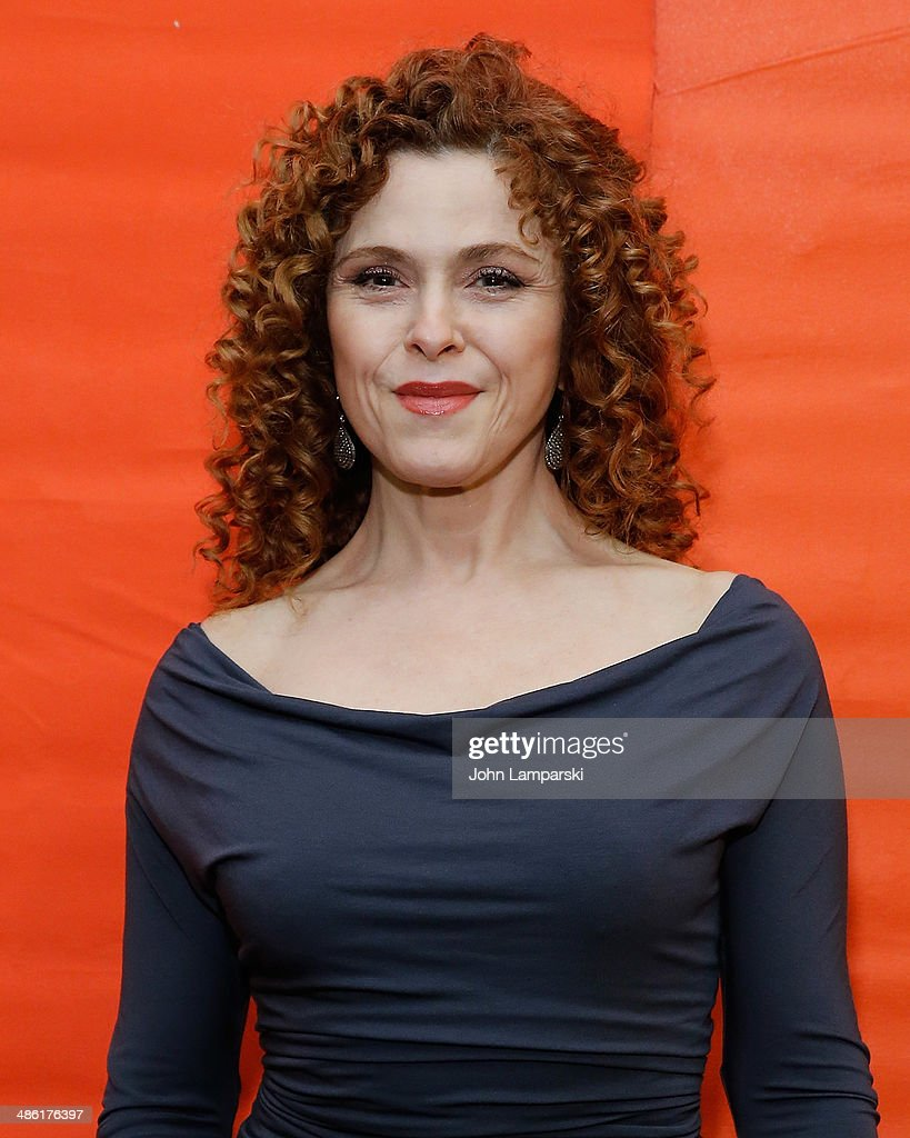 Actress <a gi-track='captionPersonalityLinkClicked' href=/galleries/search?phrase=Bernadette+Peters&family=editorial&specificpeople=203332 ng-click='$event.stopPropagation()'>Bernadette Peters</a> attends Stir, Splatter + Roll 14 at Martin Luther King High School on April 22, 2014 in New York City.