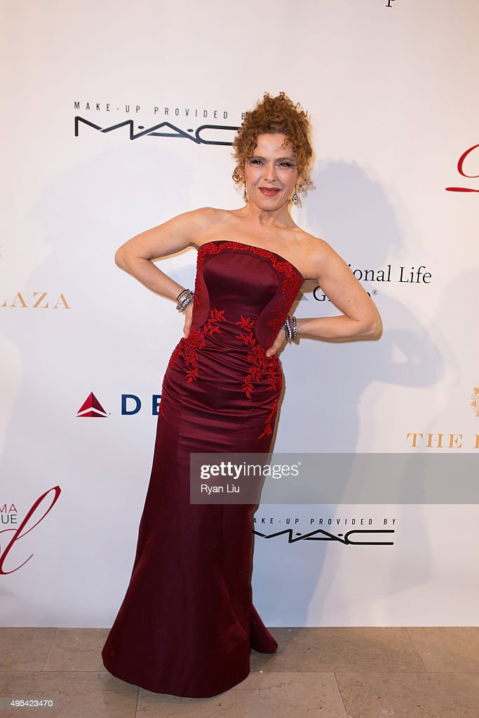 The Drama League's Centennial Celebration Honoring Bernadette Peters