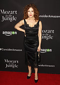 Actress Bernadette Peters attends the 'Mozart In The Jungle' Emmy FYC screening event at Hollywood Roosevelt Hotel on April 21 2016 in Hollywood...