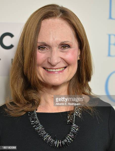 Actress Beth Grant attends Focus Features' 'Dallas Buyers Club' premiere at the Academy of Motion Picture Arts and Sciences on October 17 2013 in...