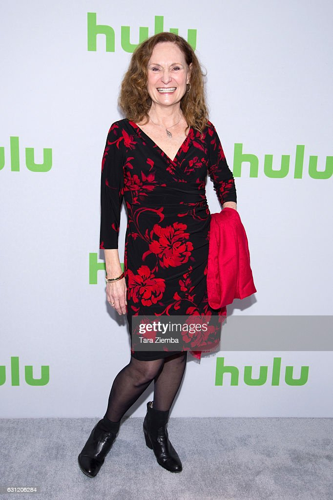 Actress Beth Grant attends the 2017 Hulu Television Critics Association winter press tour at Langham Hotel on January 7, 2017 in Pasadena, California.